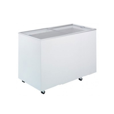 Bromic 401L Glass Lid Chest Freezer