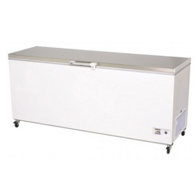 Bromic Stainless Steel Lid Chest Freezer