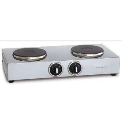 Roband Boiling Hot Plates - Double