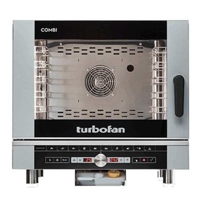 Turbofan 5 Tray Digital Electric Combi Oven (EC40D5)