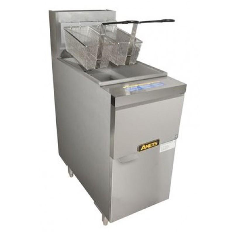 Anets 14GS.CS Gas Fryer