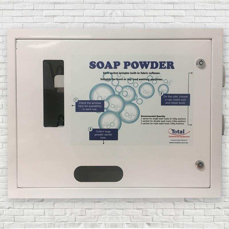 Soap Powder Dispenser - Front