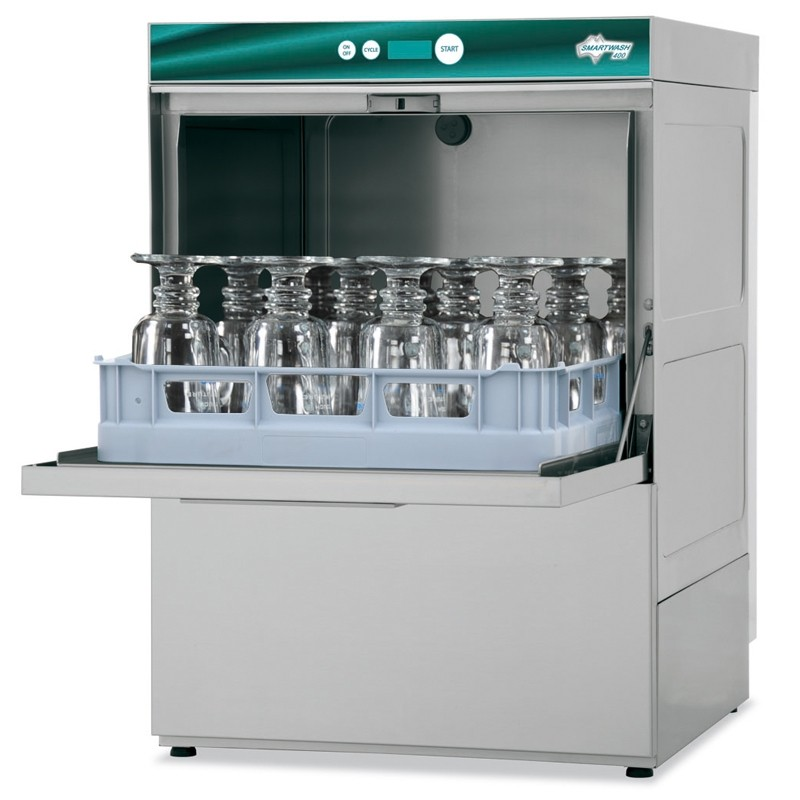 Eswood Smartwash 400 Glass Washer - Open