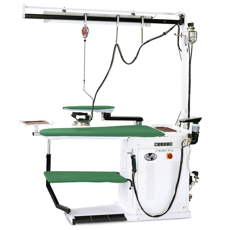 Stirmatic Folding Vacuum Table with Heated Maxi Board
