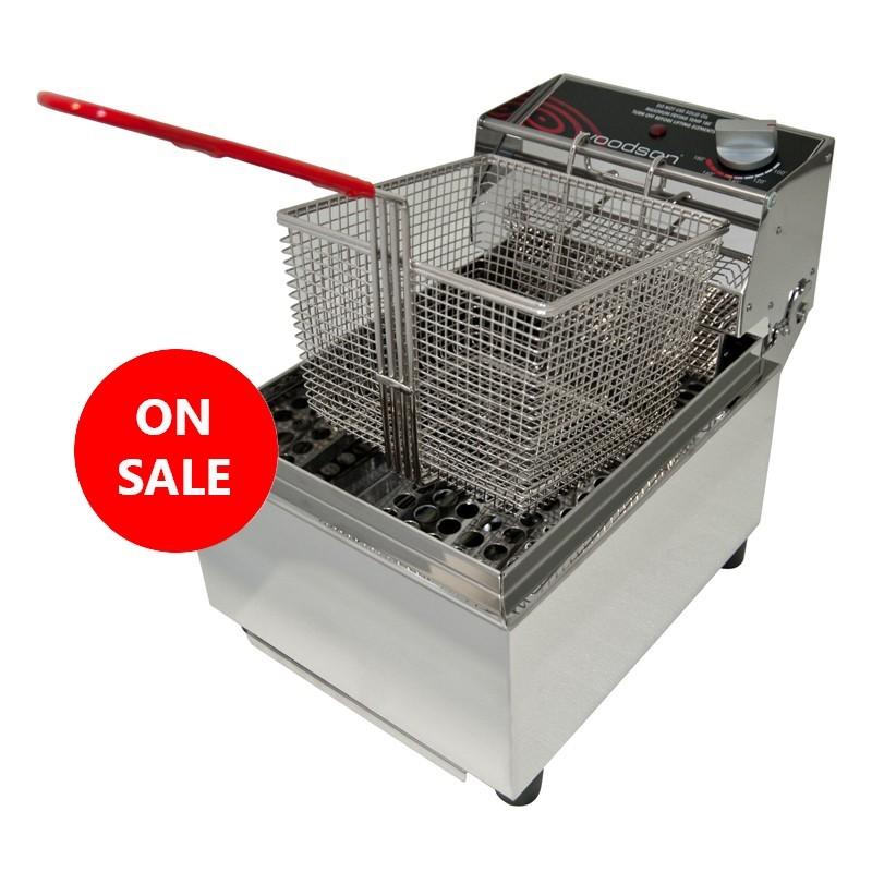 Woodson WFRS50 Benchtop Fryer - SALE