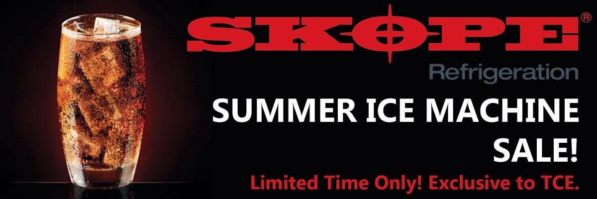 Skope Ice Machine Sale
