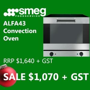 Smeg ALFA43 Convection Oven Sale