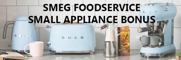Smeg Small Appliance Bonus